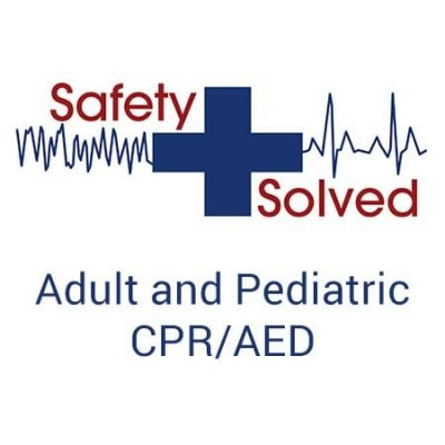 Adult and Pediatric CPR/AED Provisional Online Course