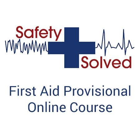 First Aid Provisional Online Course