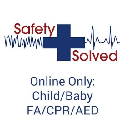 Child/Baby First Aid/CPR/AED